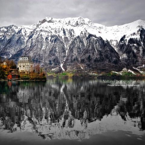 Iseltwald - La Maison du Lac