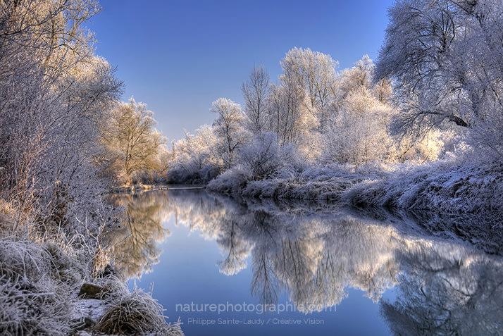 Nature-gelé