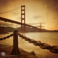Vintage Golden Gate