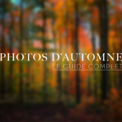 Photos d'automne - Le Guide