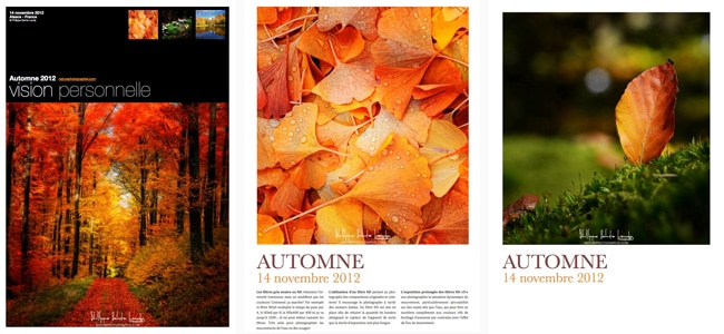 Best Of Automne 2012