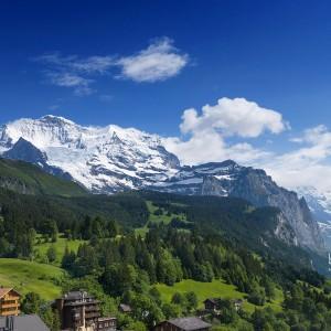Photos de la Jungfrau