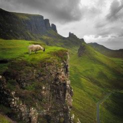 Road Trip Photos sur l'île de Skye en Écosse