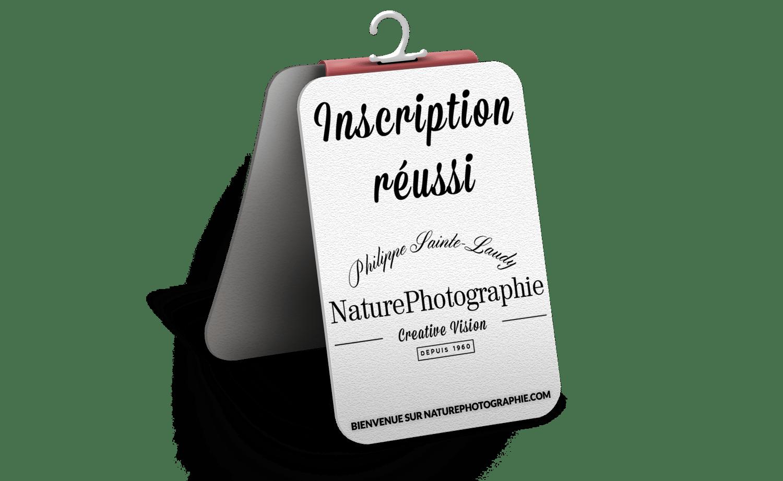 Inscription-réussi