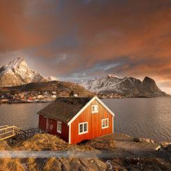 Les Îles Lofoten - Reine