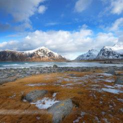Les Îles Lofoten – Mortsund