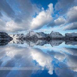 Reflections sur les Lofoten