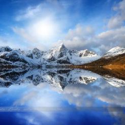 Toucher le ciel des Lofoten
