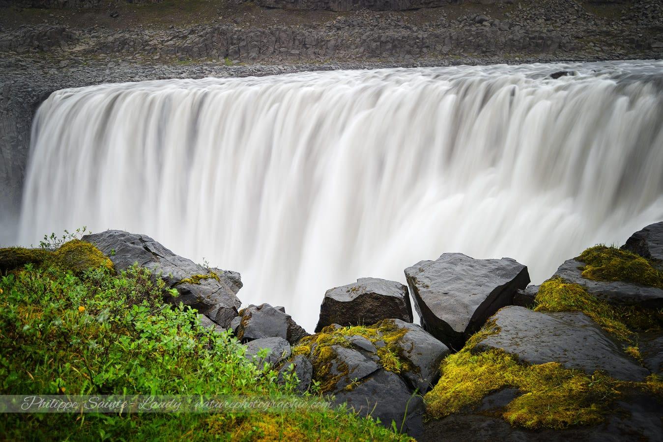 Painterly Falls