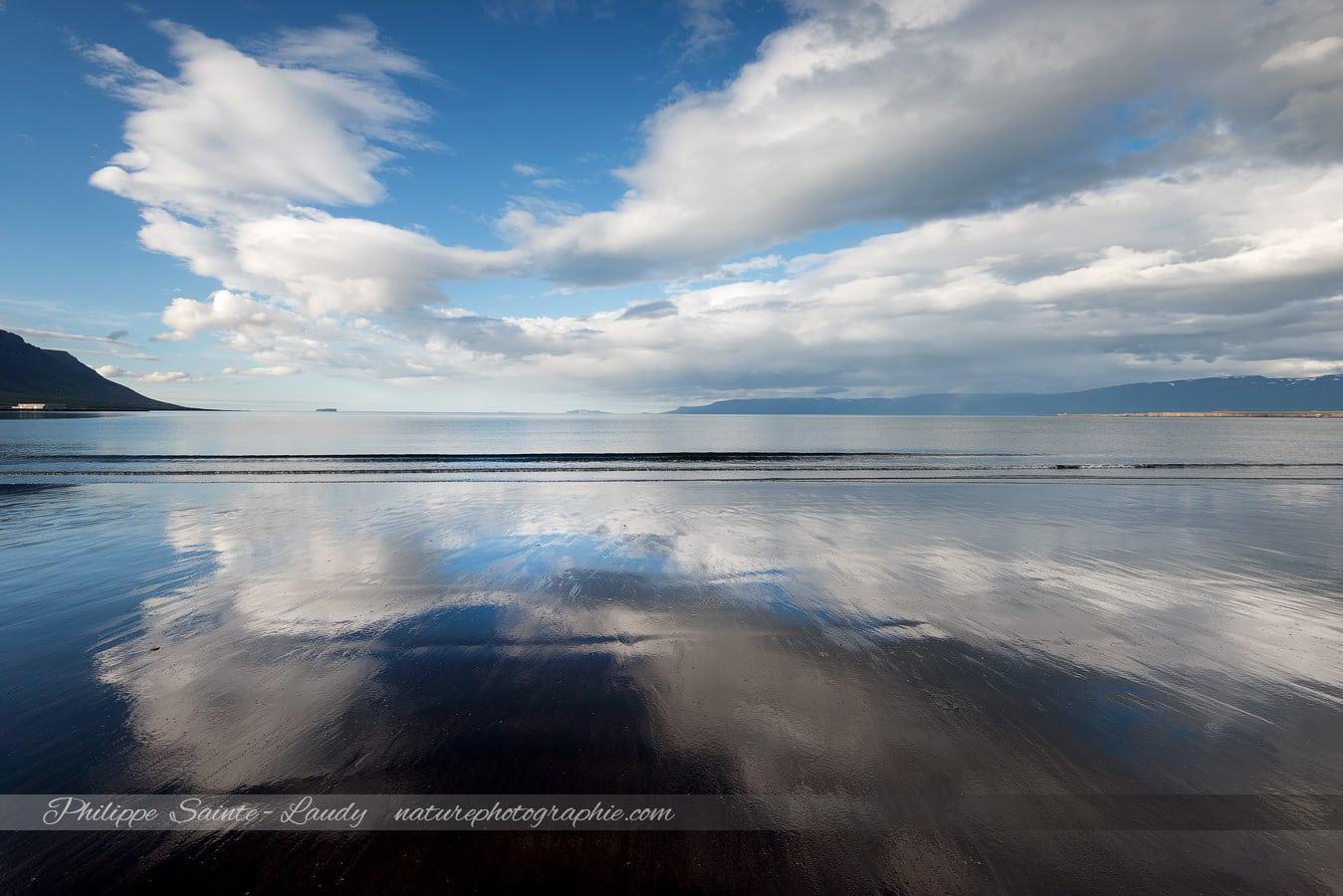 Saudarkrokur Beach