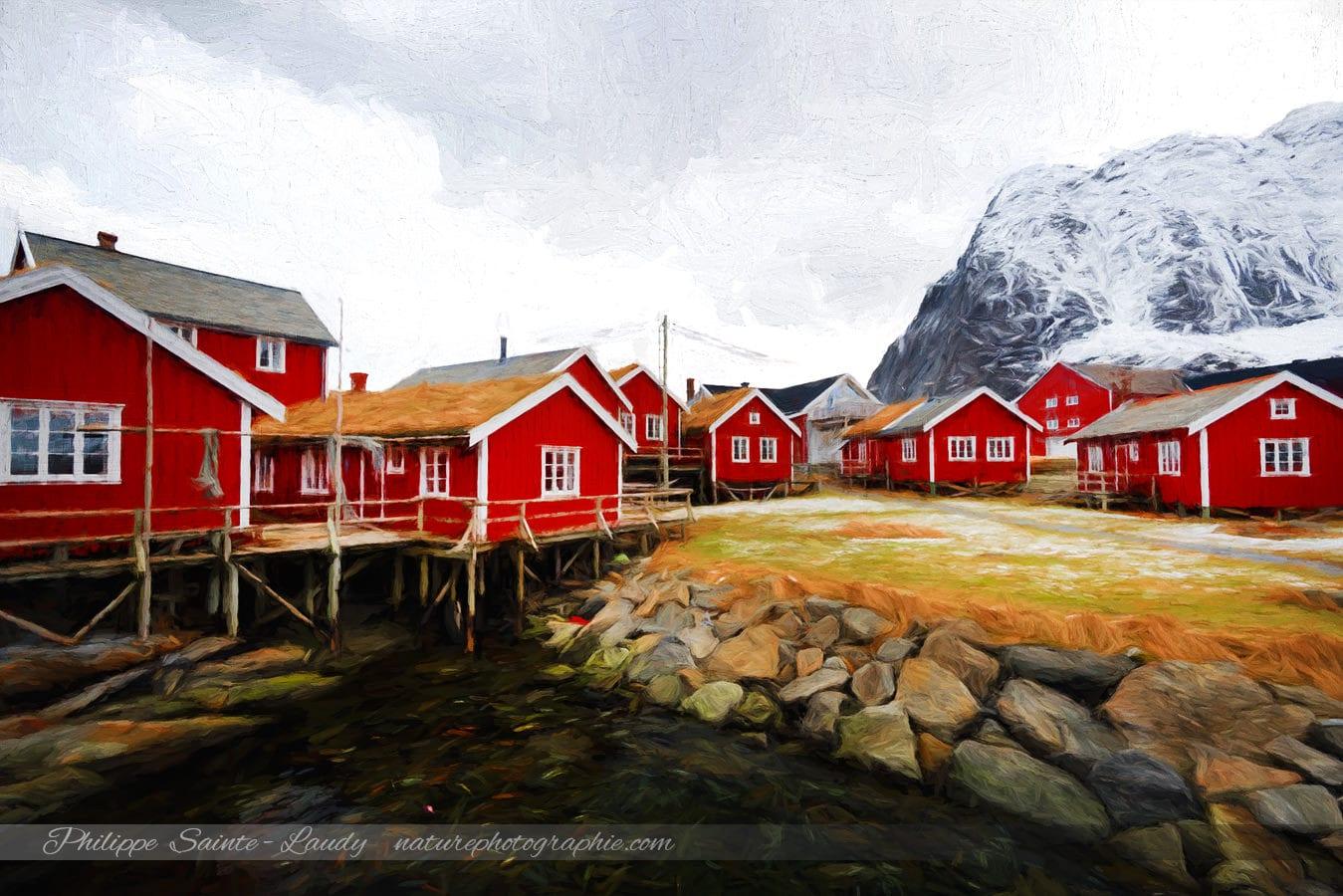 Rorbuer Village