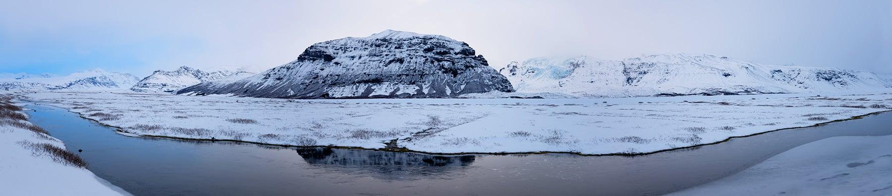 White Panorama