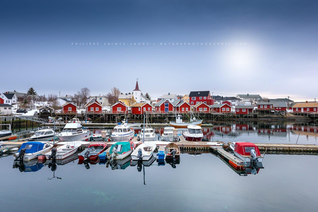 Port Of Reine