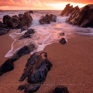 Couchers de soleil en Corse