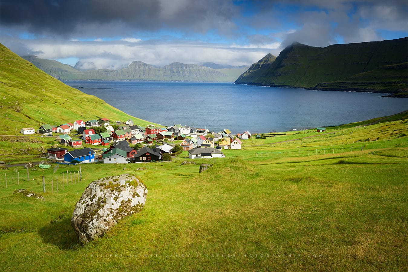 Fjords of the Faroe Islands