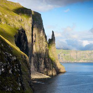 Trøllkonufingur - îles Féroé