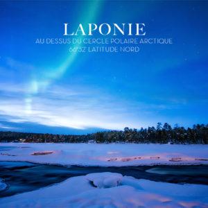 Laponie - 66°32' Latitude Nord