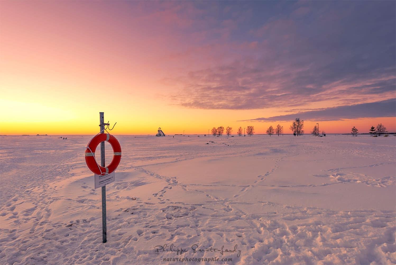A calm Sunrise