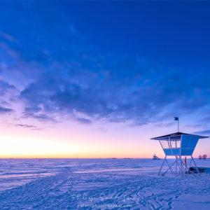 Lumière du nord - Finlande