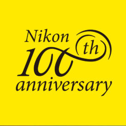 Le 100e anniversaire de Nikon