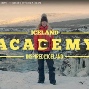 Belle initiative de l'office du tourisme Islandais !