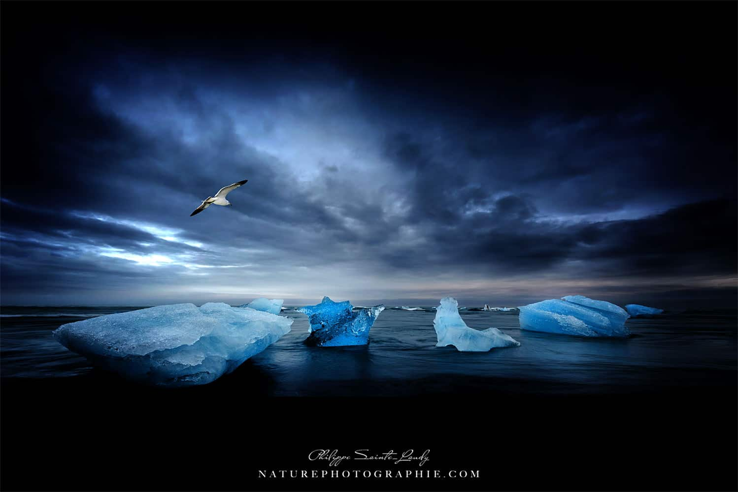 Photo de Jökulsárlón - Islande