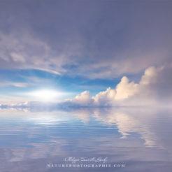 Le reflet des nuages