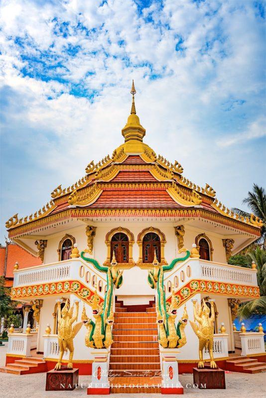 temple de Vientiane