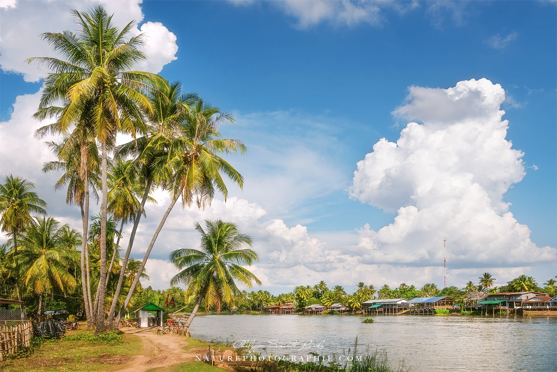 Postcard of Laos