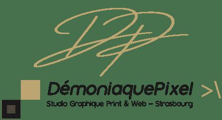 Démoniaque Pixel - studio graphique strasbourg