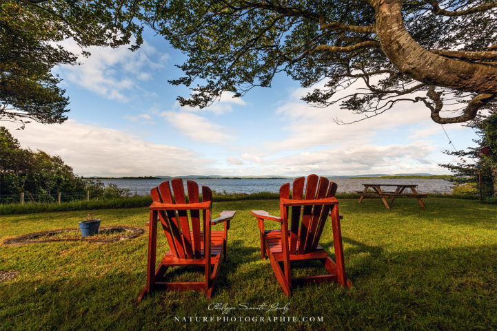 Adirondack for two