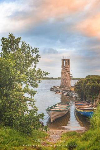 Ballycurrin Lighthouse