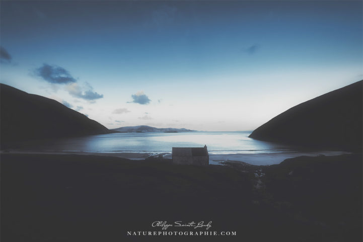 Keem Bay Black and Blue