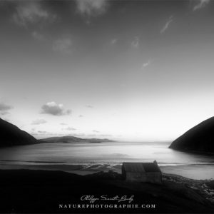 Keem Bay Black and White
