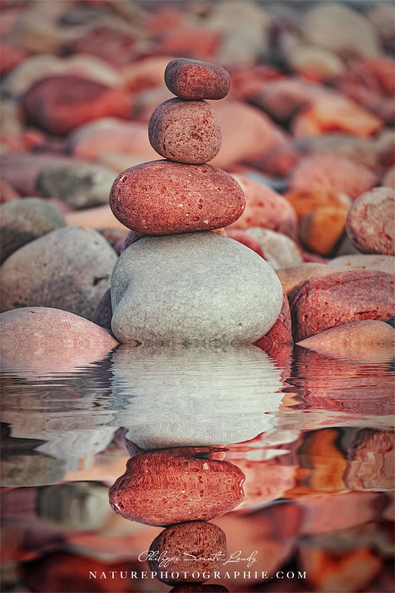 The Secrets of the Pebbles