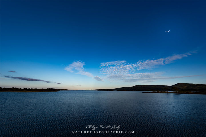 The night wraps Connemara