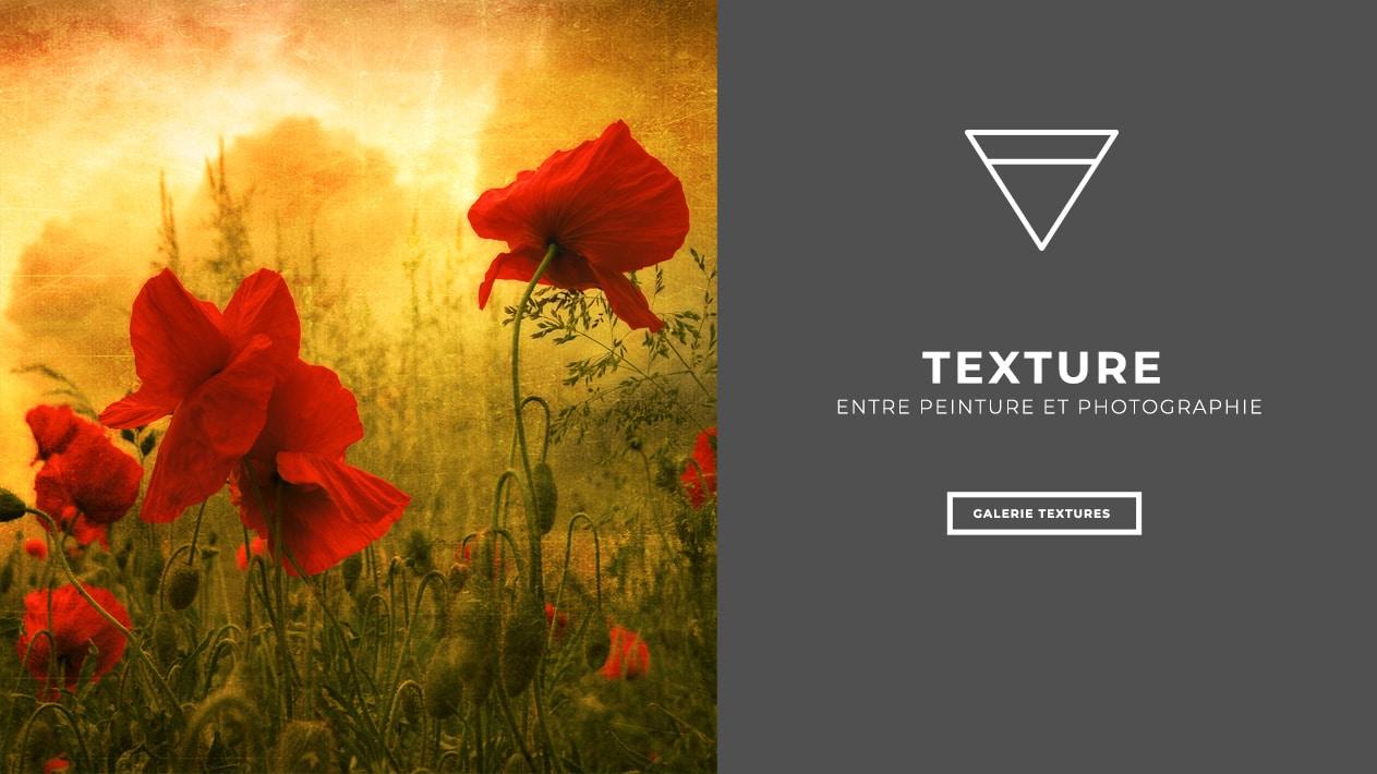 Galerie des textures photos