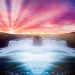 Godafoss The Beautiful Dream