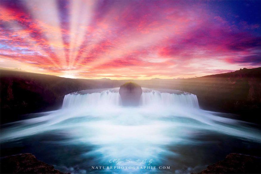 Godafoss The Beautiful Dream