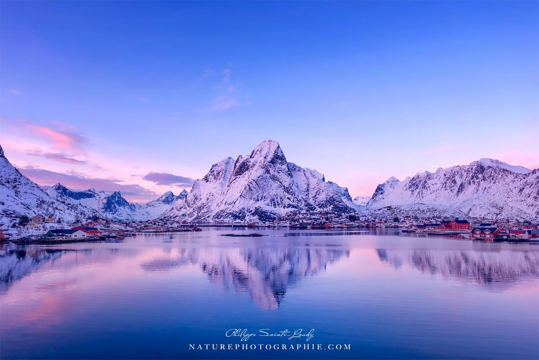 Photo de Reine - Norvège