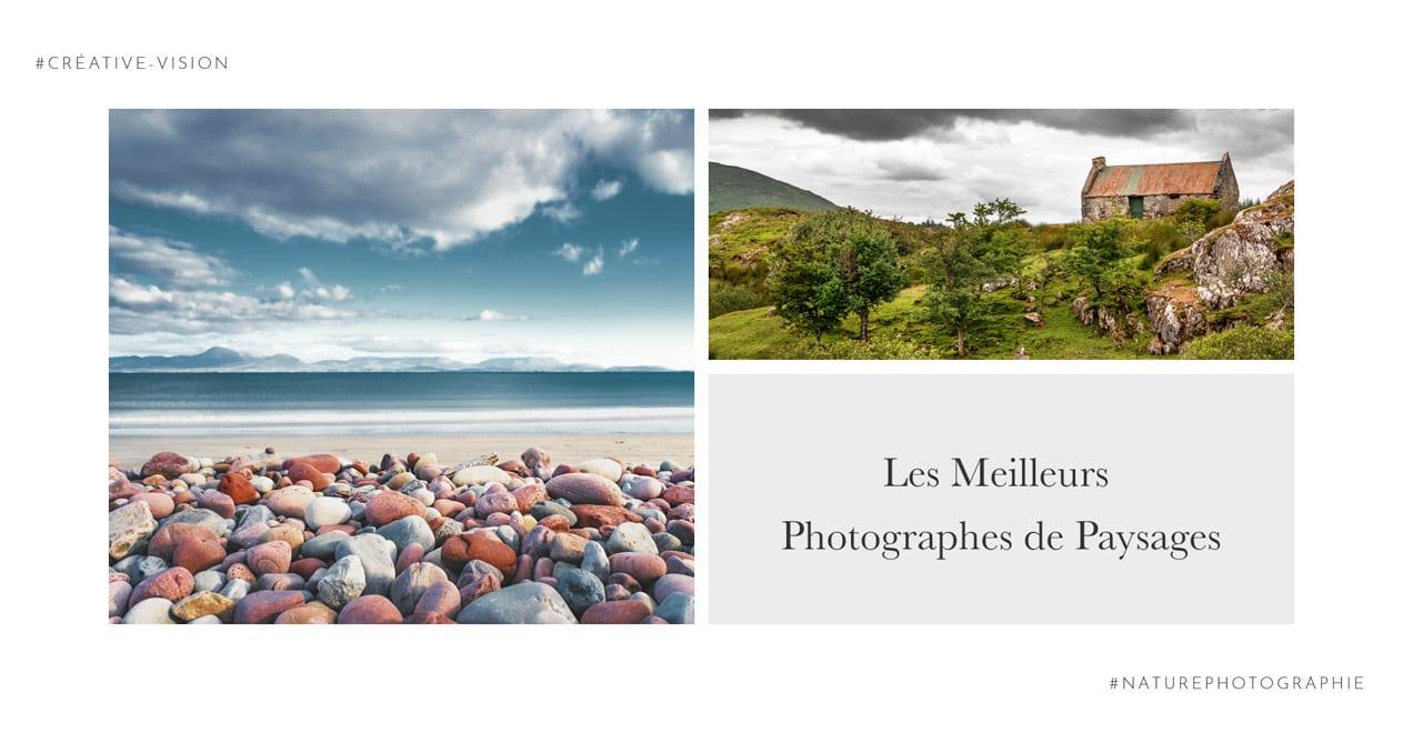 Les meilleurs photographes de paysages