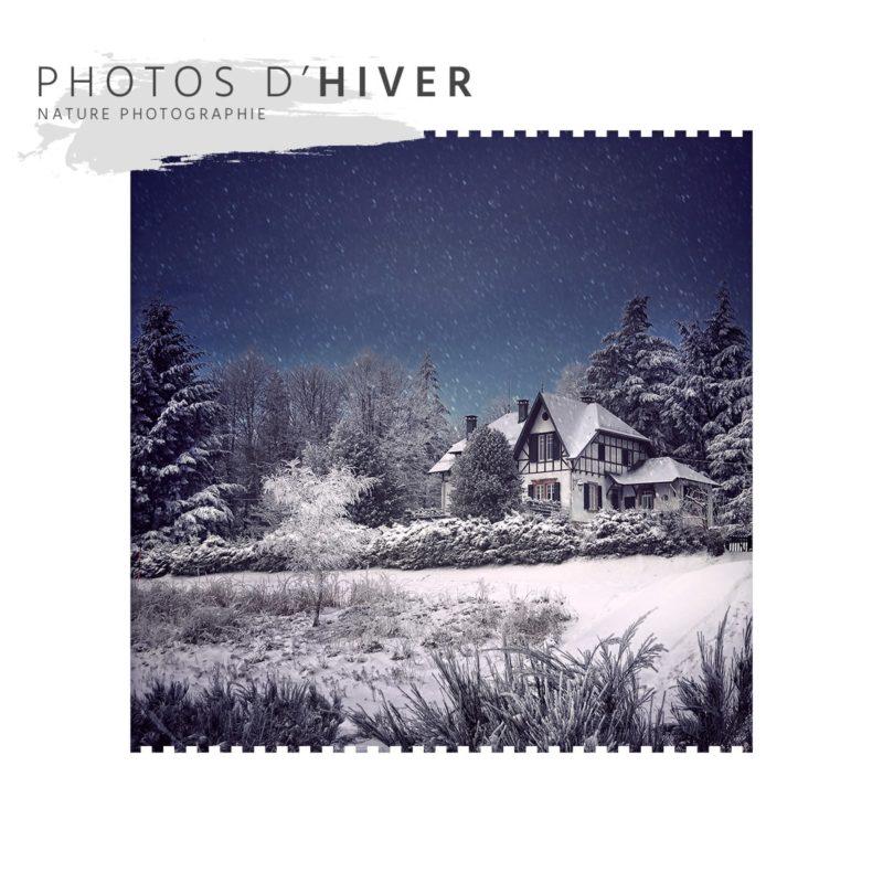 Photos d'hiver