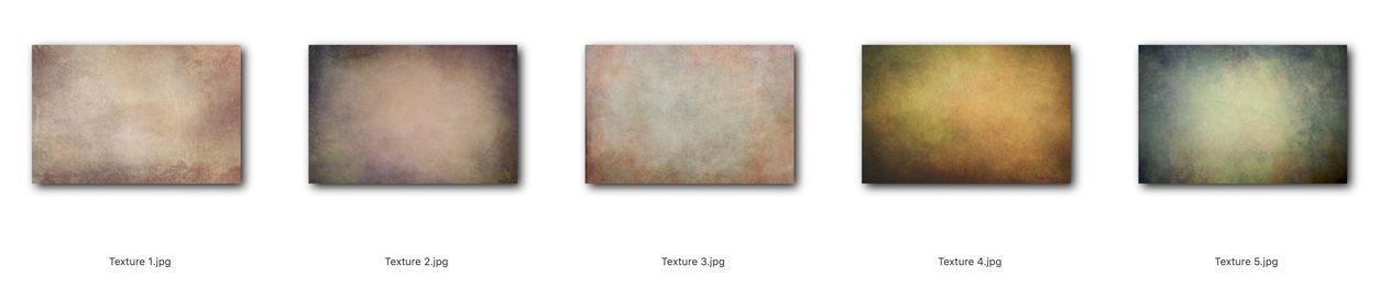 Pack de 5 Textures