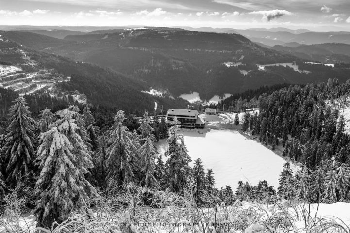 Above the Mummelsee