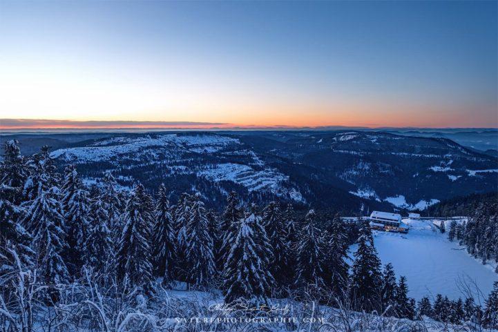 Mummelsee at Dawn