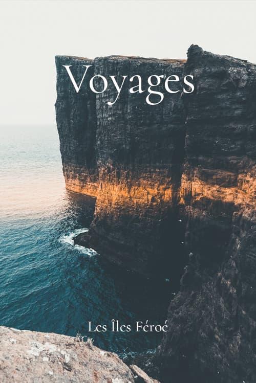 Voyage aux Féroé