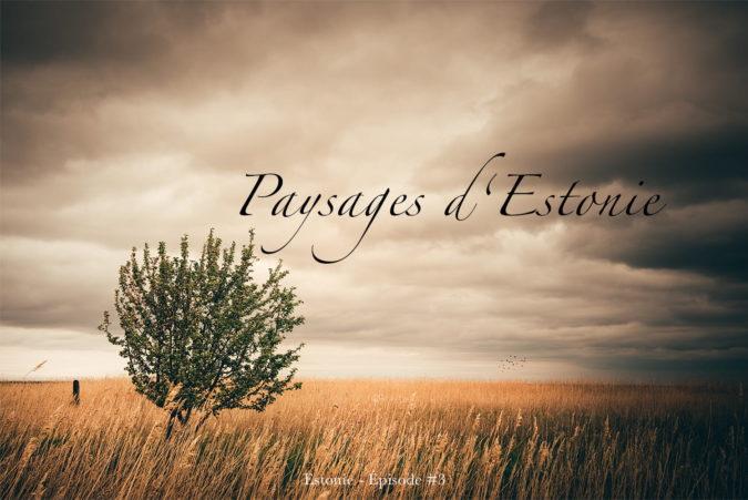 Photos de paysages d'Estonie