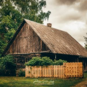 Photo d'une ferme en Estonie