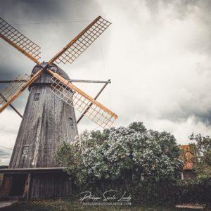Moulins à vent d'Estonie