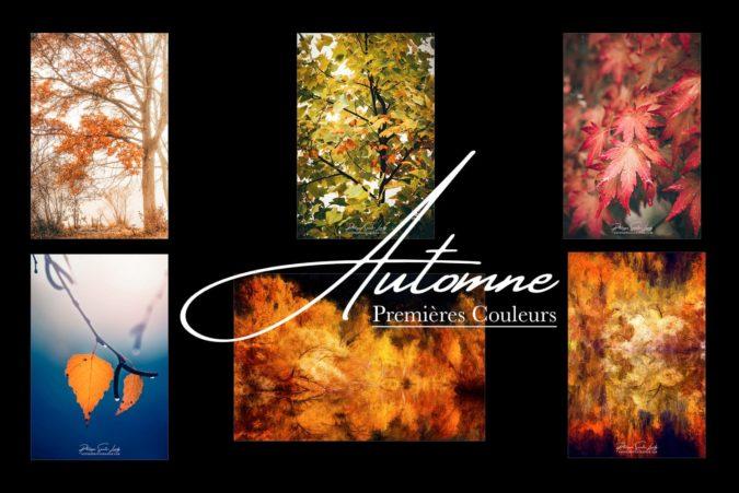 Photos des premières couleurs de l'automne